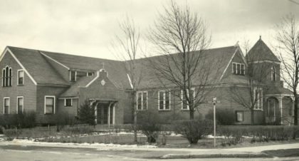 "The ""Little Green"" Bethany Presbyterian Church"