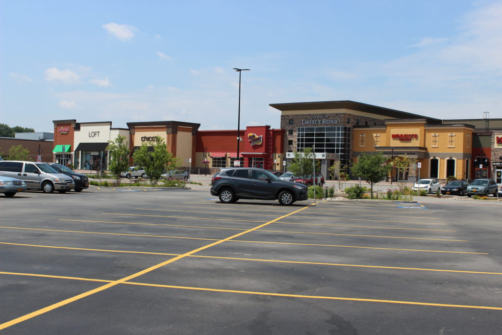 The Mall at Greece Ridge, East Side Entrance