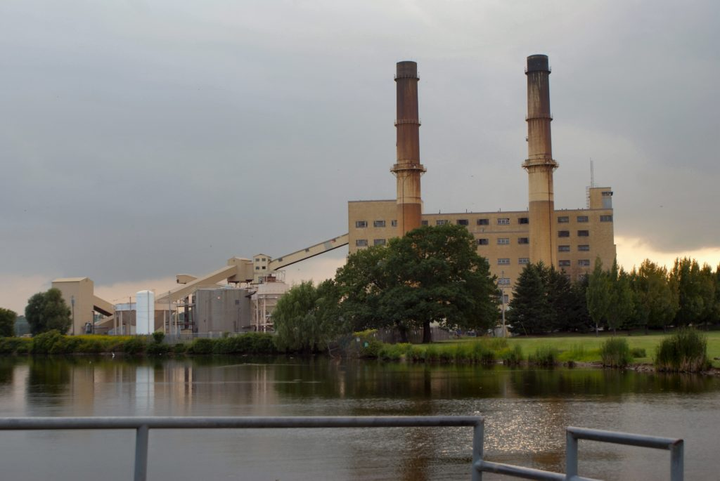 Russell Power Plant