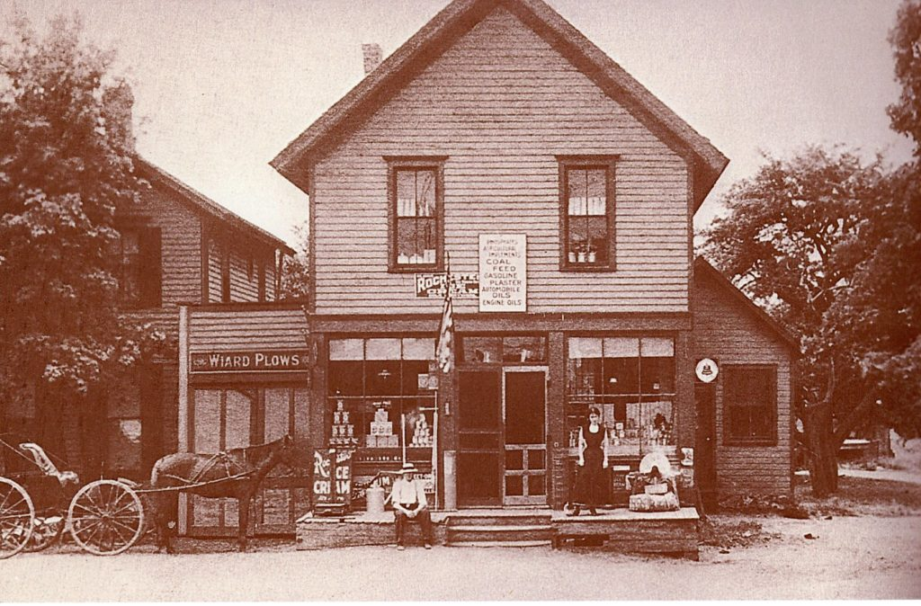 William Anderson's General Store