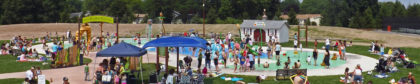 "2016 Glimpses of Greece Honorable Mention – ""Wow-Panorama of Splash Park"""