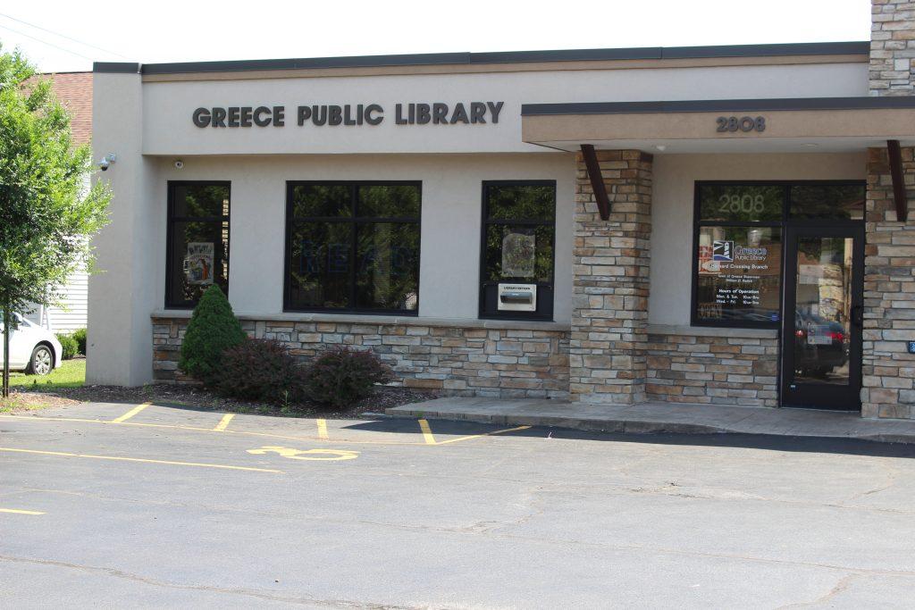 Greece Public Library Barnard Crossing Branch