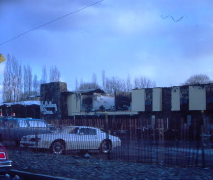 Ridge Road Holiday Inn Following Arson Fire
