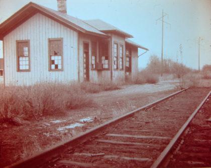 North Greece Railroad Station