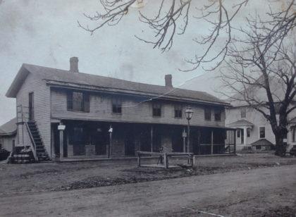 The Larkin's Hotel at Jenkin's Corner