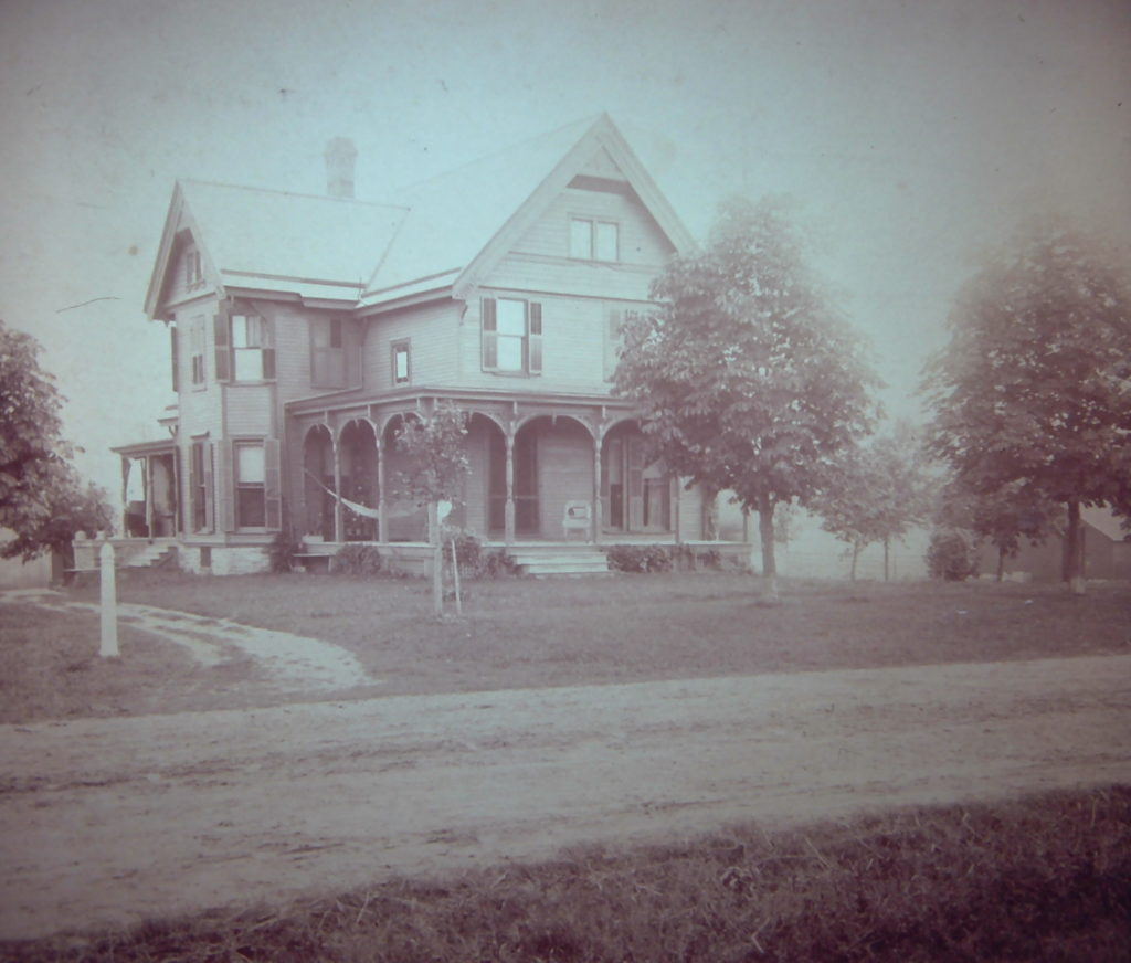 The Benedict House on Ridge Road West