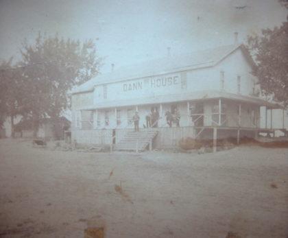 Dann House on Long Pond