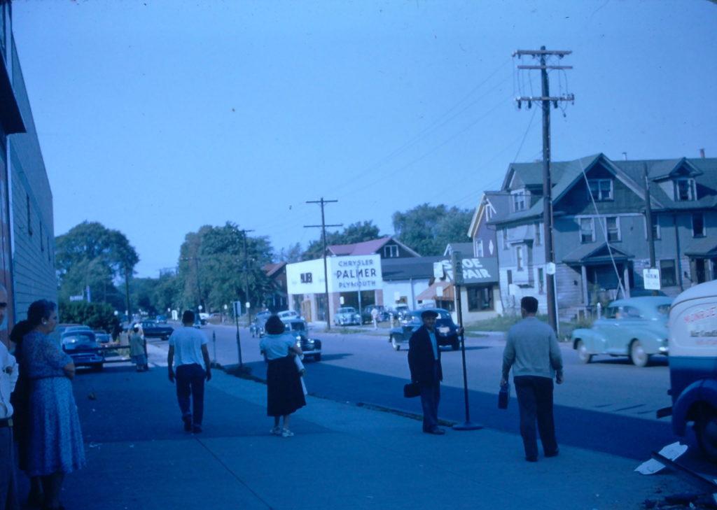 Palmer Motors on Dewey Avenue