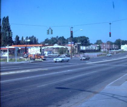 Corner of West Ridge and Corona Roads