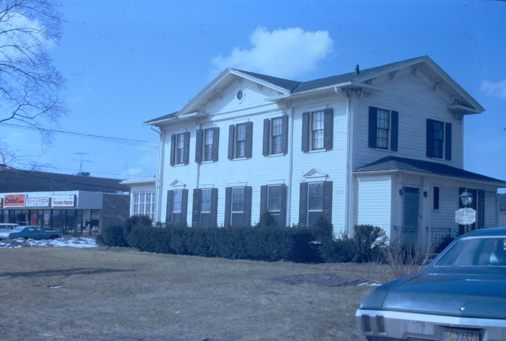 Empire Electric 2672 Ridge Road West – Dr. George Sanders House