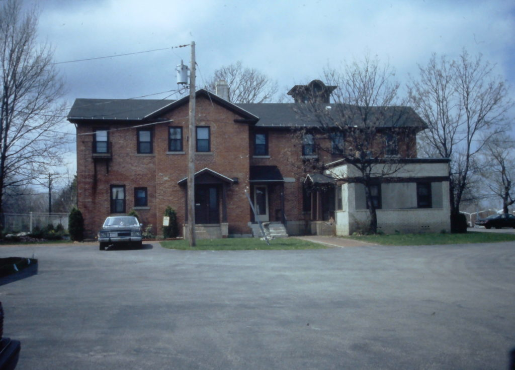 The Todd – Casey – Craig House Ridge Road