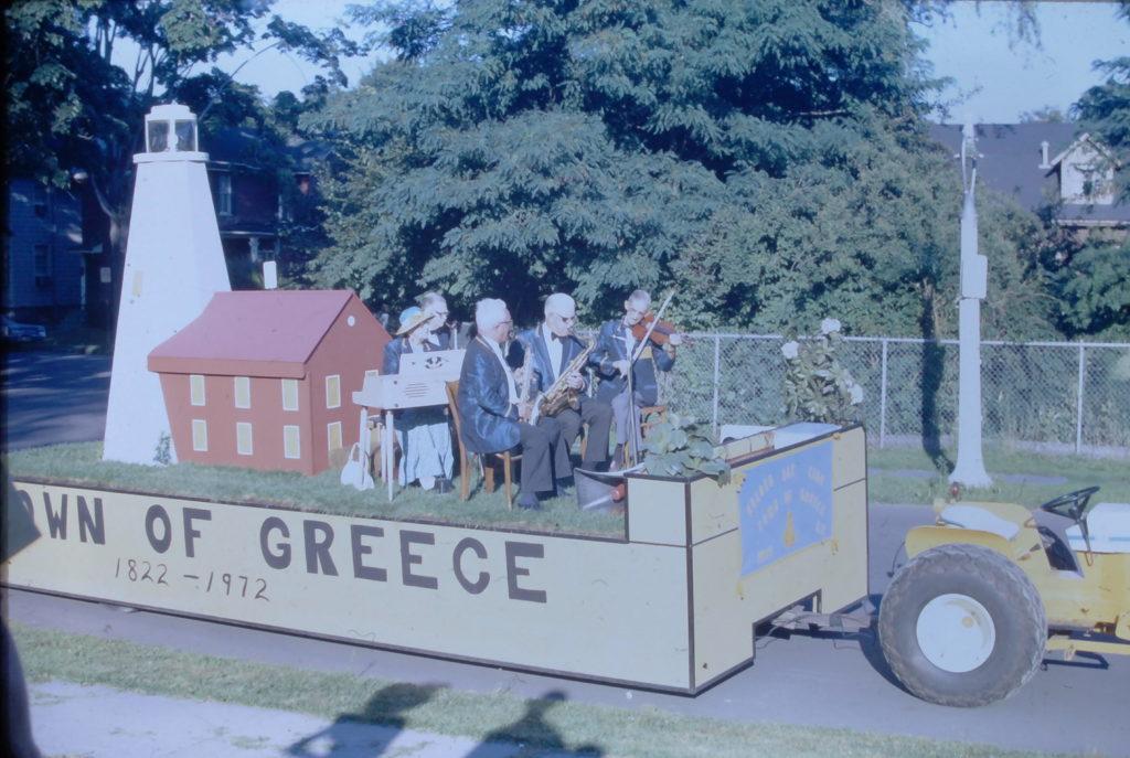 Town of Greece Sesquicentennial Float