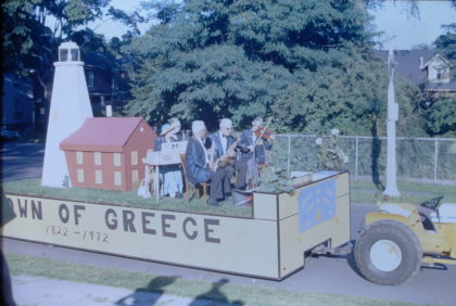 Town of Greece Sesquicentennial Float
