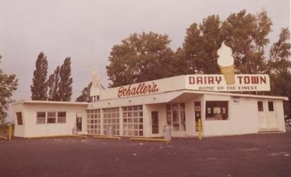 The Original Schaller's Drive-In Eatery on Edgemere Drive