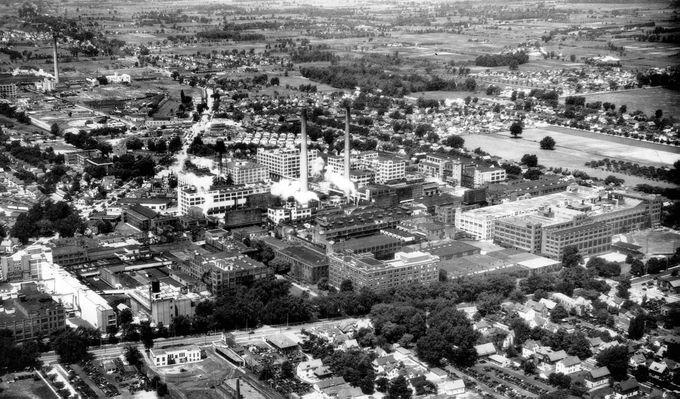 Kodak Park in 1937
