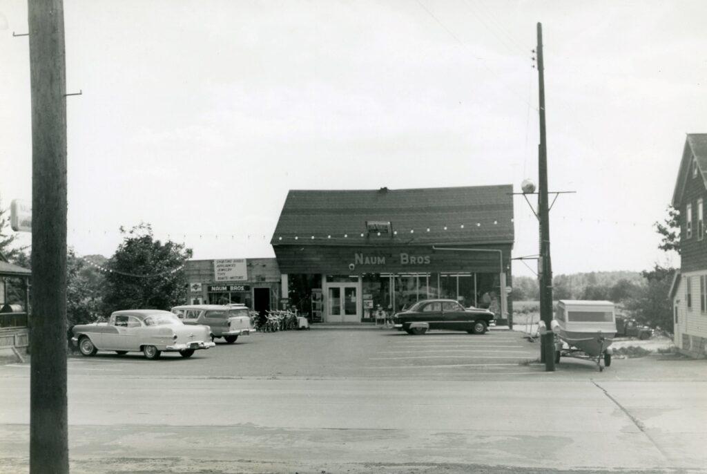 Naum Brothers Store on Ridge Road