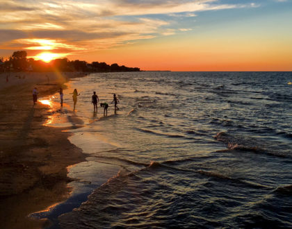 "2016 Glimpses of Greece 1st Place Adult – ""The Beauty of Lake Ontario"""