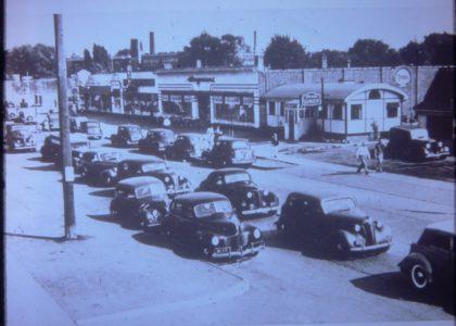Wegmans at the Corner of Ridge Road and Dewey Avenue