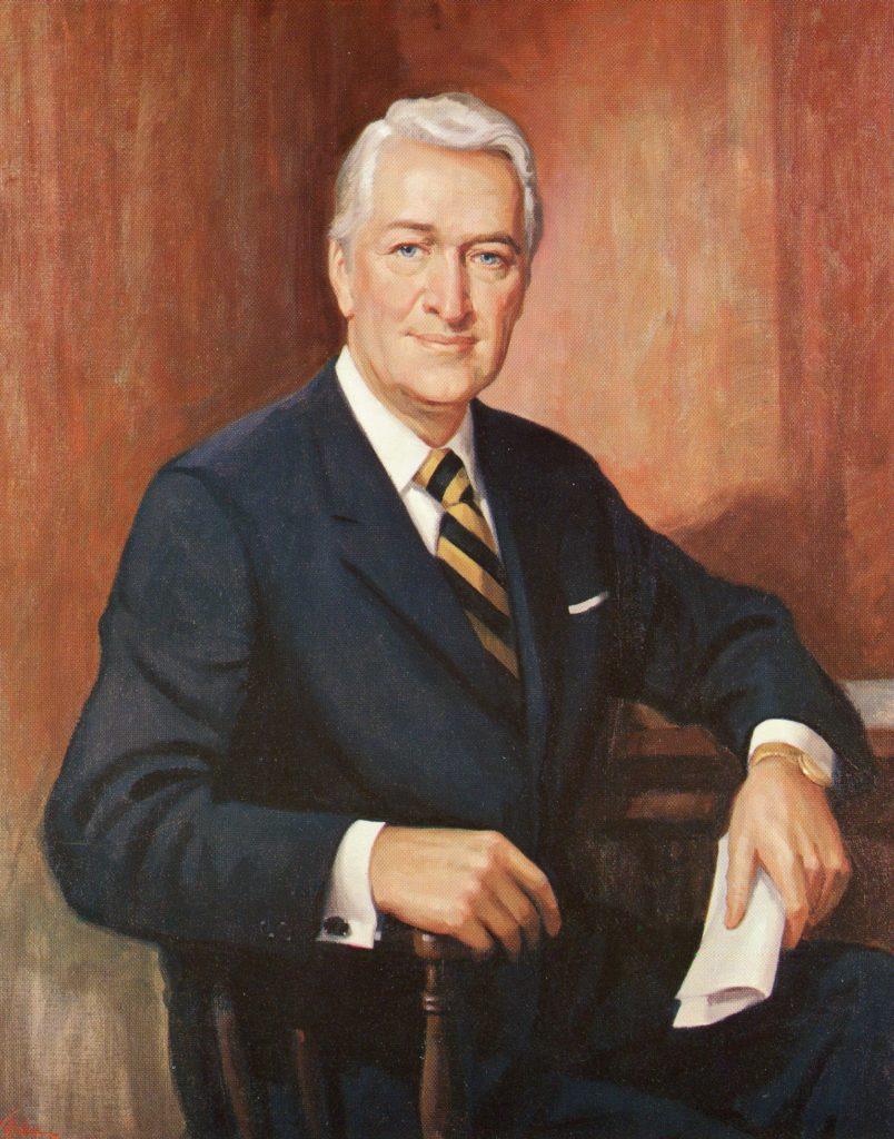 Greece Town Supervisor Gordon A. Howe