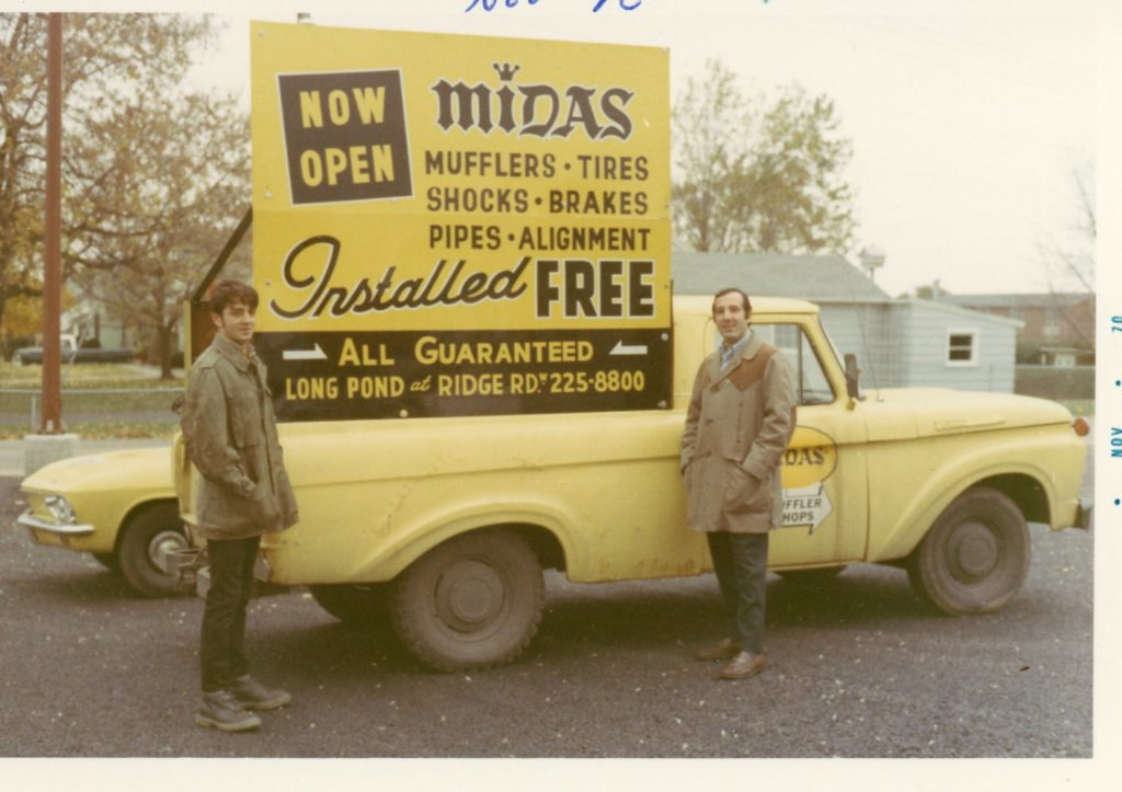 Midas Muffler Shop Promotion
