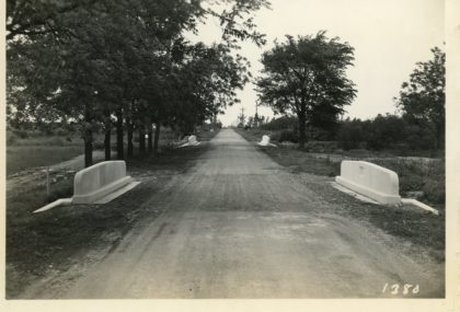 Kirk Road Bridge – Works Progress Administration Project