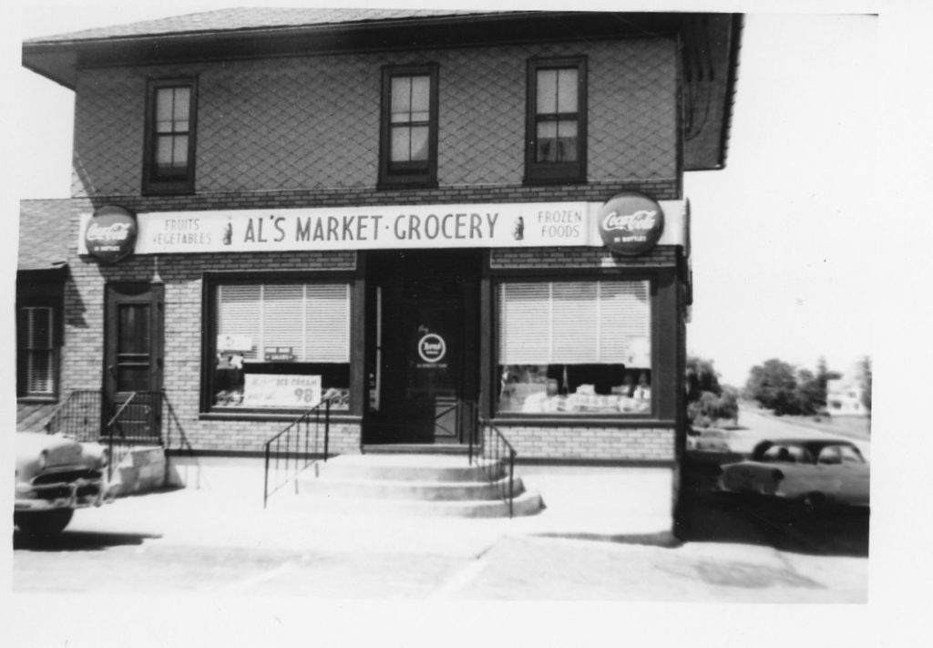 Al's Market and Grocery on North Greece Road