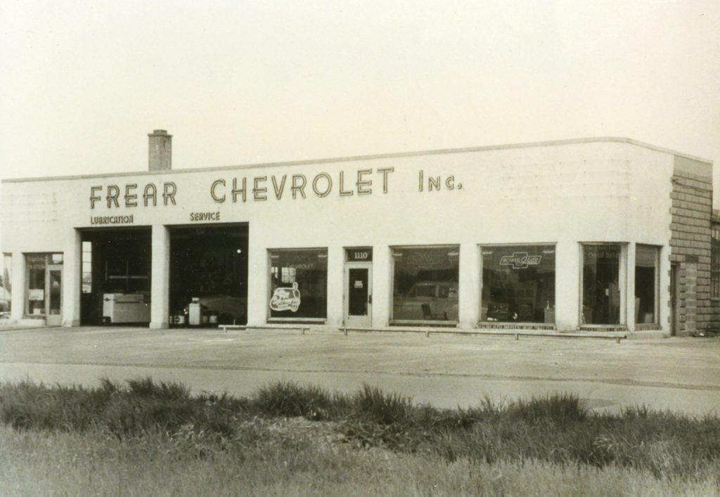 Frear Chevrolet Service Center – Stone Road