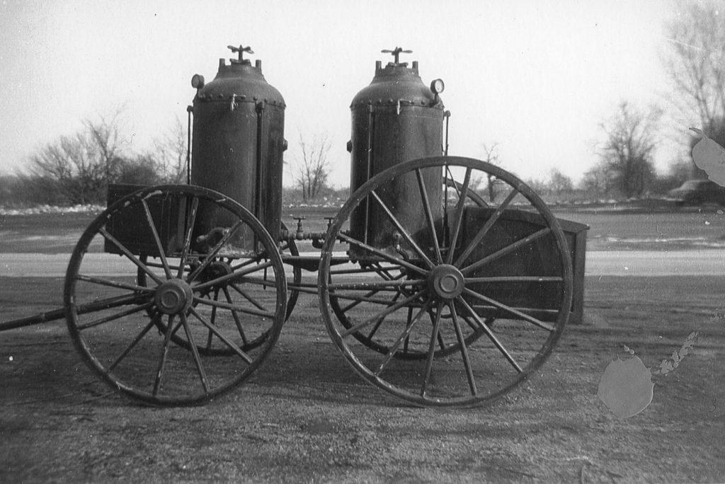 Greece Ridge Fire Department Chemical Fire Wagon