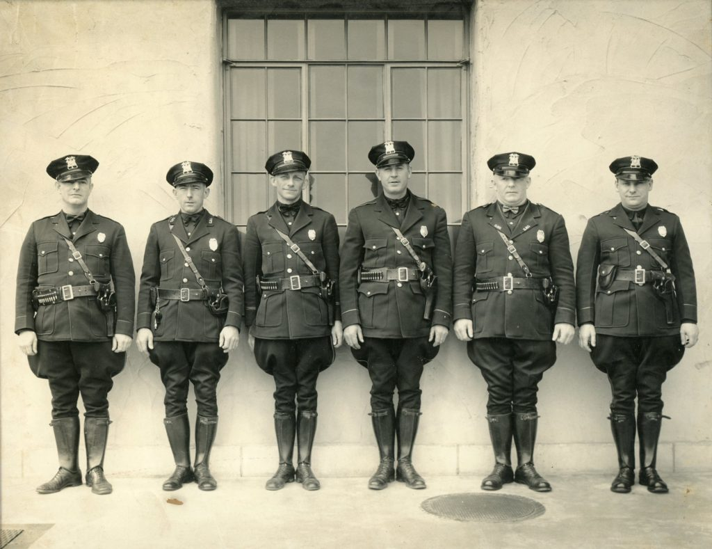 Greece Police Department Officers