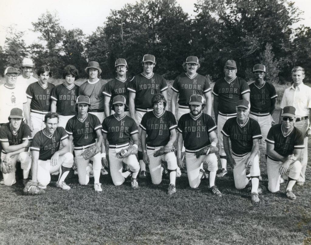 Kodak Park Softball Team