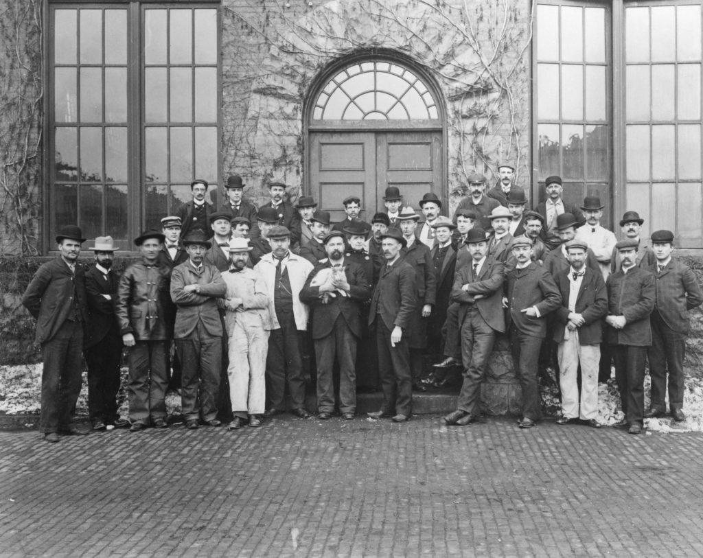 Kodak Park Supervisors Group Photo