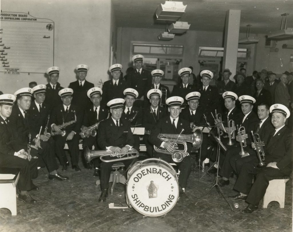 Odenbach Shipbuilding Corp. Band