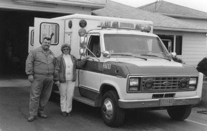 Greece Volunteer Ambulance Crew