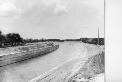 Erie Canal at Elmgrove Road