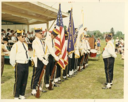 VFW Memorial Day Arms Presentation Ceremony