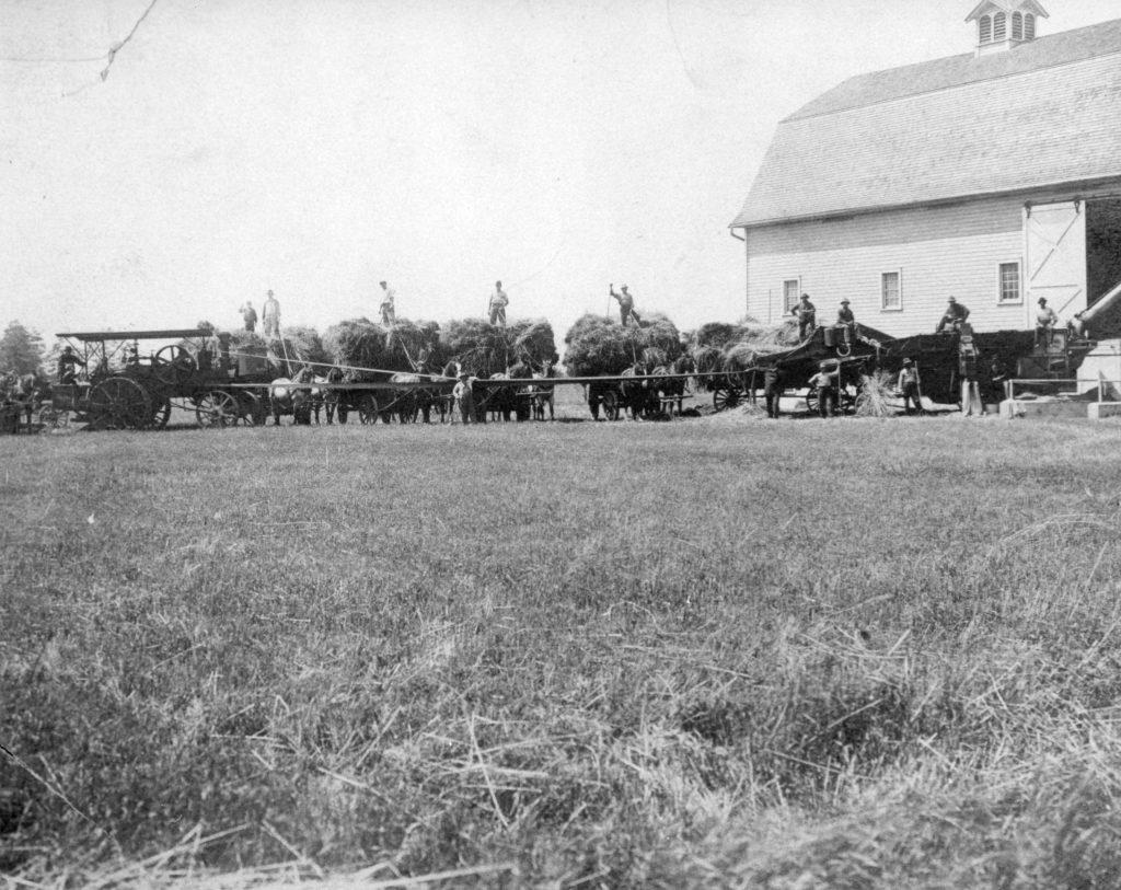 The Yates-Thayer Farm