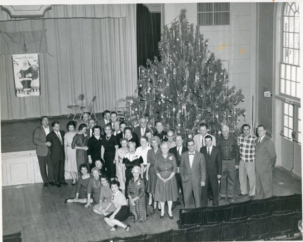 Town of Greece Employee Christmas Photograph