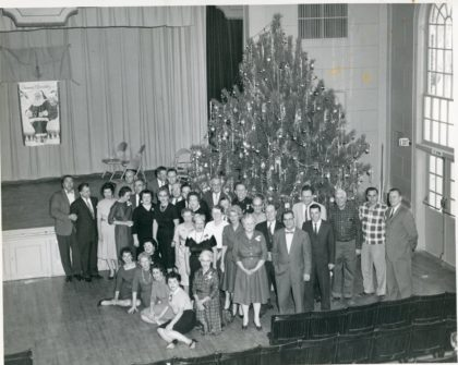 Town of Greece Employee Christmas Photograph