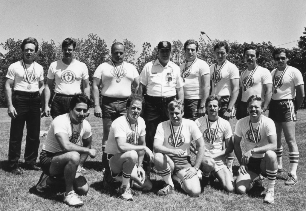 Greece Police Department Olympic Teams