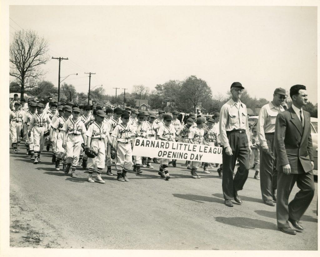 Barnard Little League Opening Day Parade