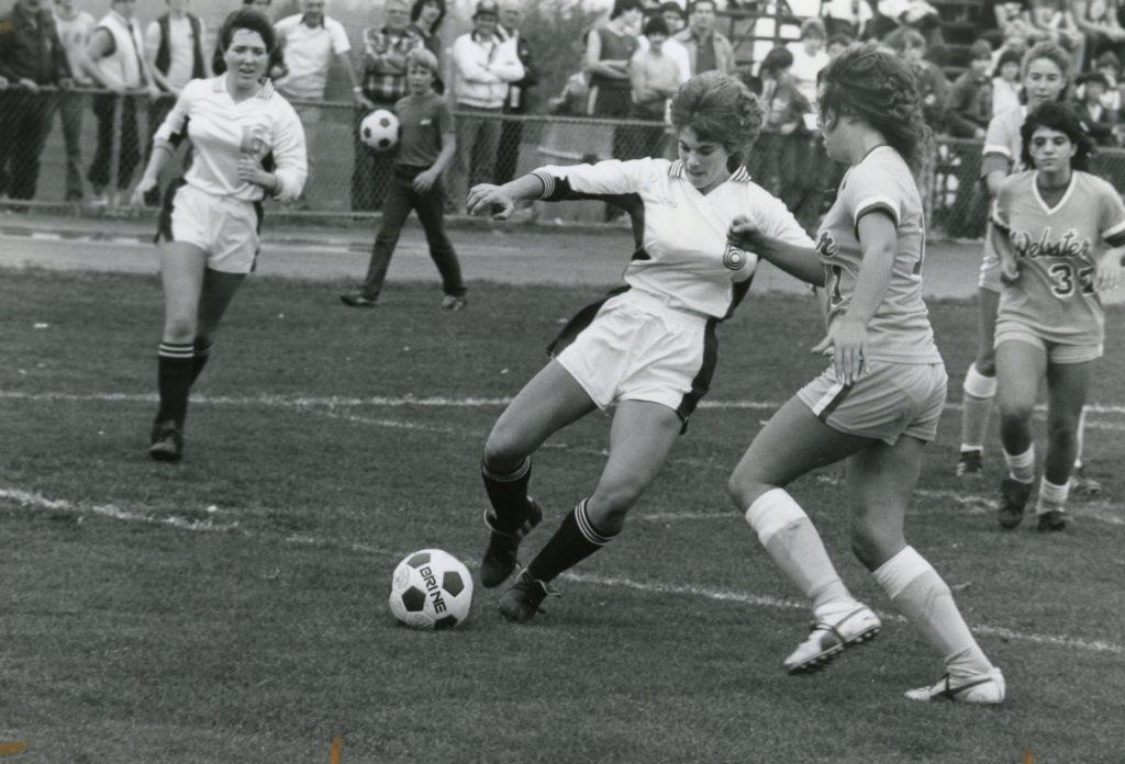 Greece vs. Webster Girls Soccer Game
