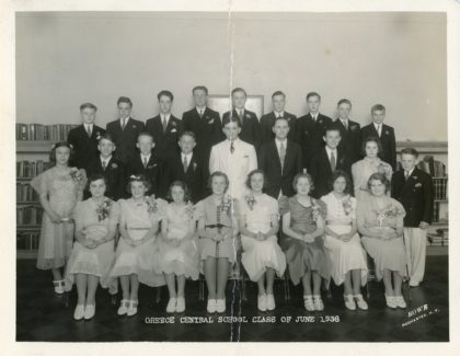 Greece Central School Class of 1938