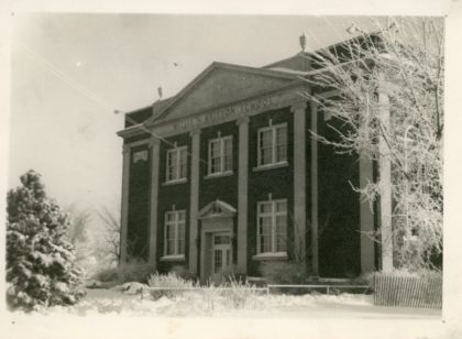 Willis N. Britton School Building