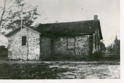 District #9 Cobblestone Schoolhouse