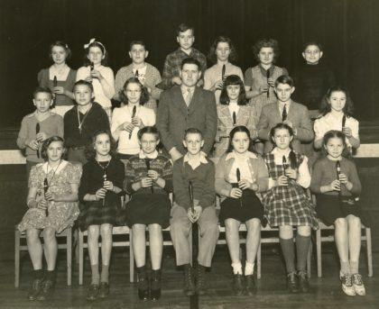 "Hoover Drive School ""Symphonettes"""