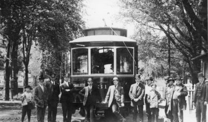 Manitou Trolley Car No. 31