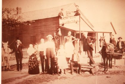 The Four Mile Grocery and Saloon