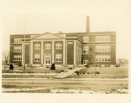 Willis N. Britton School Building