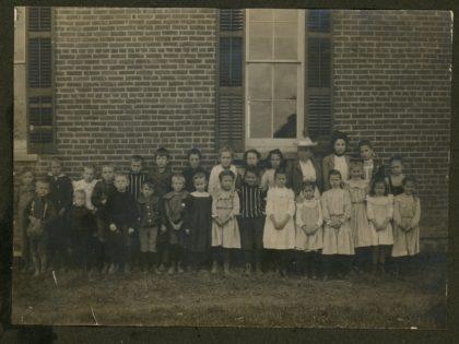 District #14 School Class Photo