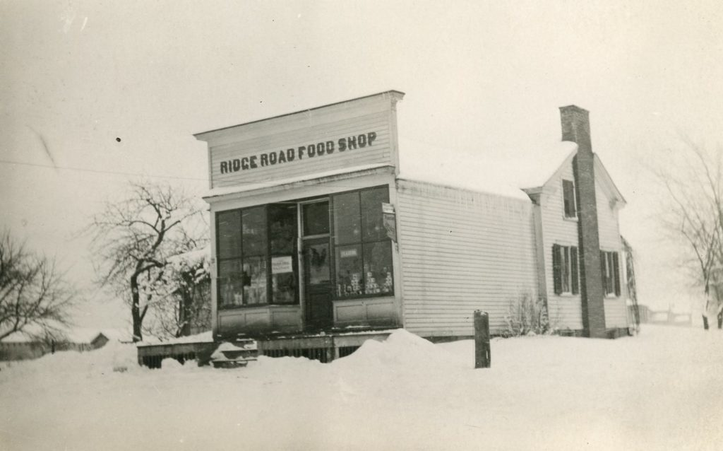 Ridge Road Food Shop Near Eddy Road